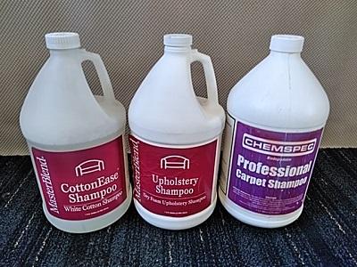 画像:世界的メーカーの洗剤を採用