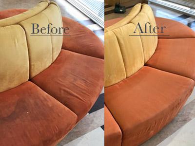 画像:椅子もソファも、美しく