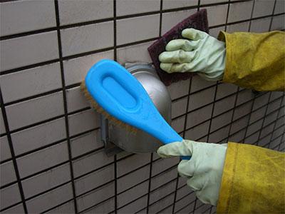 画像:外壁洗浄
